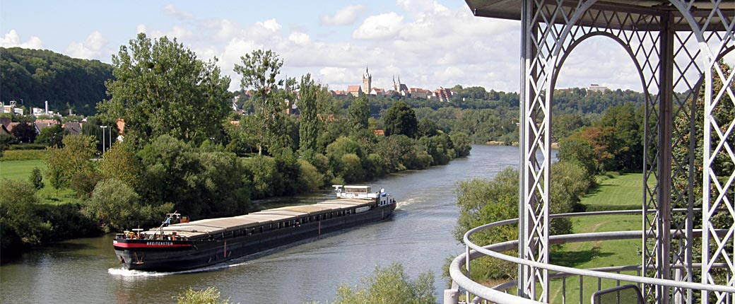 Das Restaurant Schone Aussicht Jagstfeld